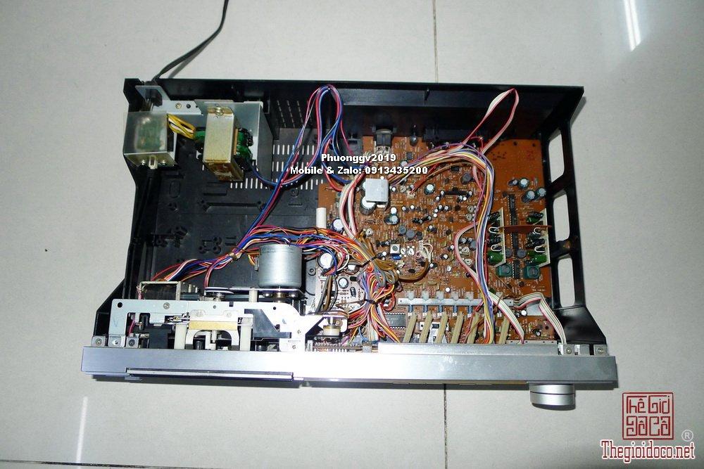 Đầu câm (Cassette Decks) các loại giao lưu! - 72