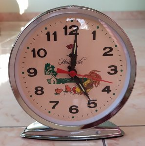 Đồng hồ gà trống