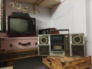 Radio xưa vintage