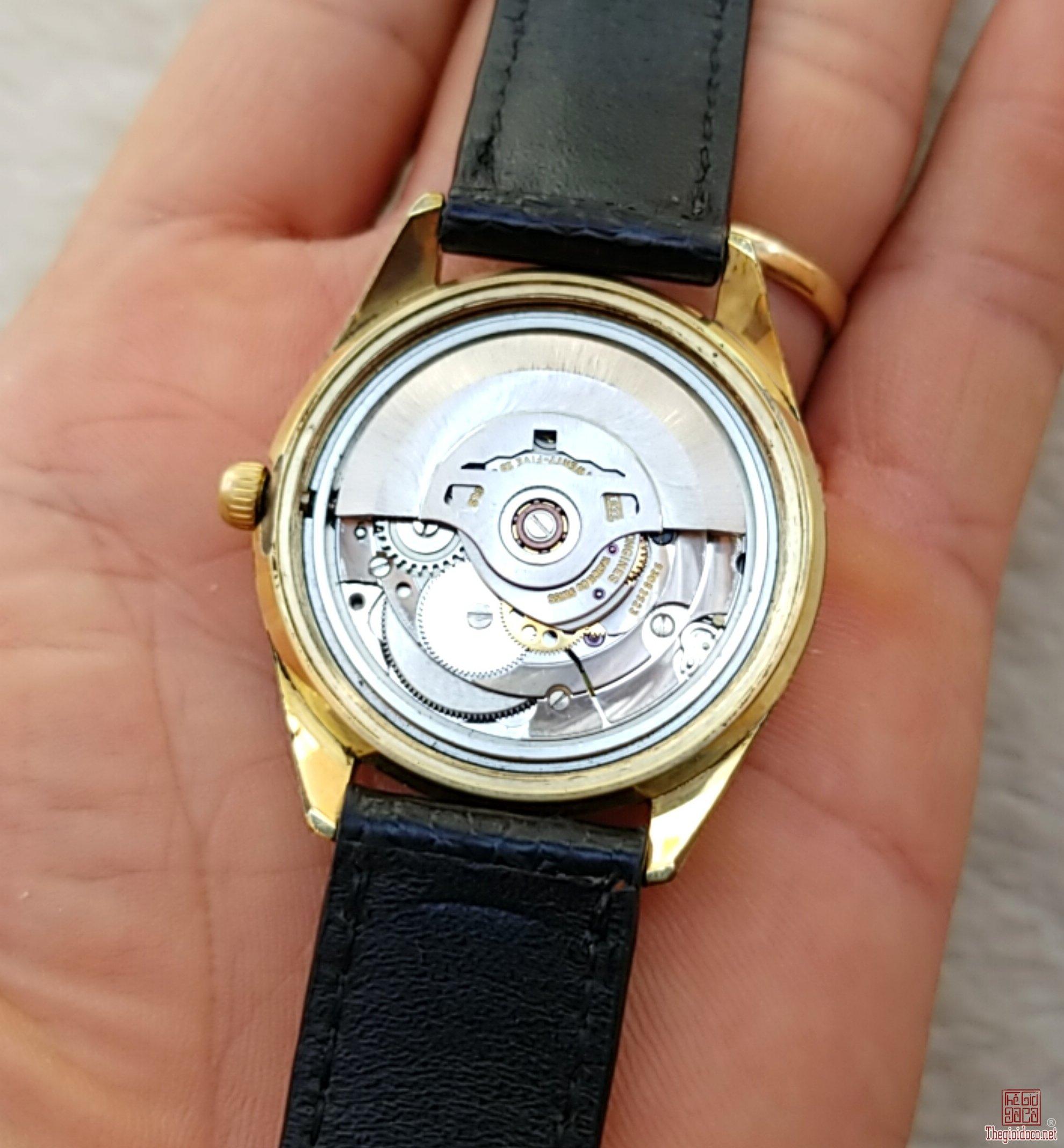 Đồng hồ Xưa tự động LONGINES CONQUEST Thụy Sỹ