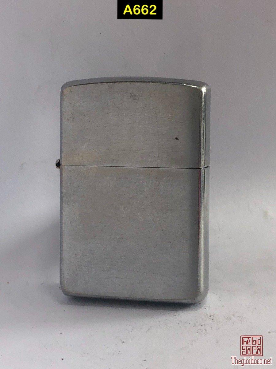 A662-chữ xéo 1966 -PLAIN