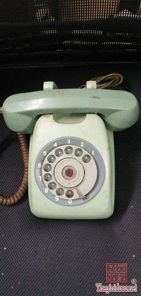 Điện thoại quay số để bàn