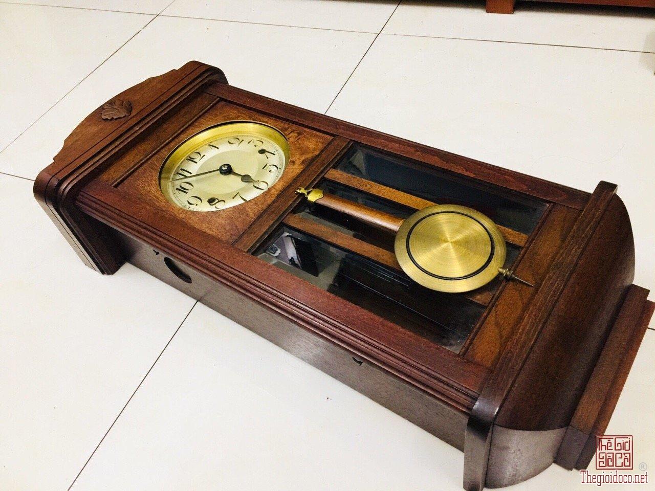 Đồng hồ Đức cổ âm tuyệt hay, rất đẹp