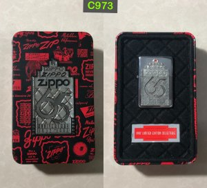 C973- zippo coty  32-97 ---65...