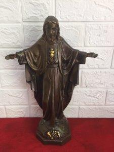 Bộ tượng Chúa Jesus và Thánh...