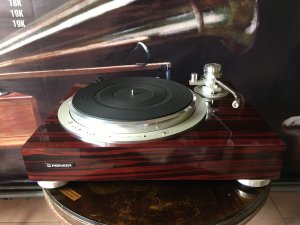 Mâm than  Pioneer Pl-50L .Made...