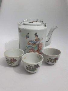 Bộ bình trà Nhật