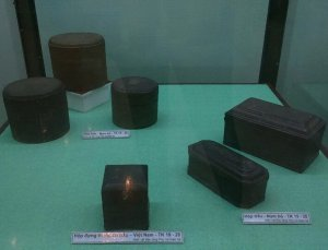 Hộp trầu Nam Bộ xưa