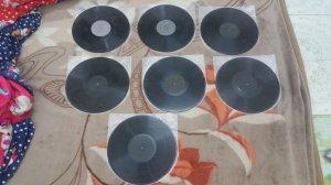 7 đĩa than LP nhạc nhẹ Quốc Tế...