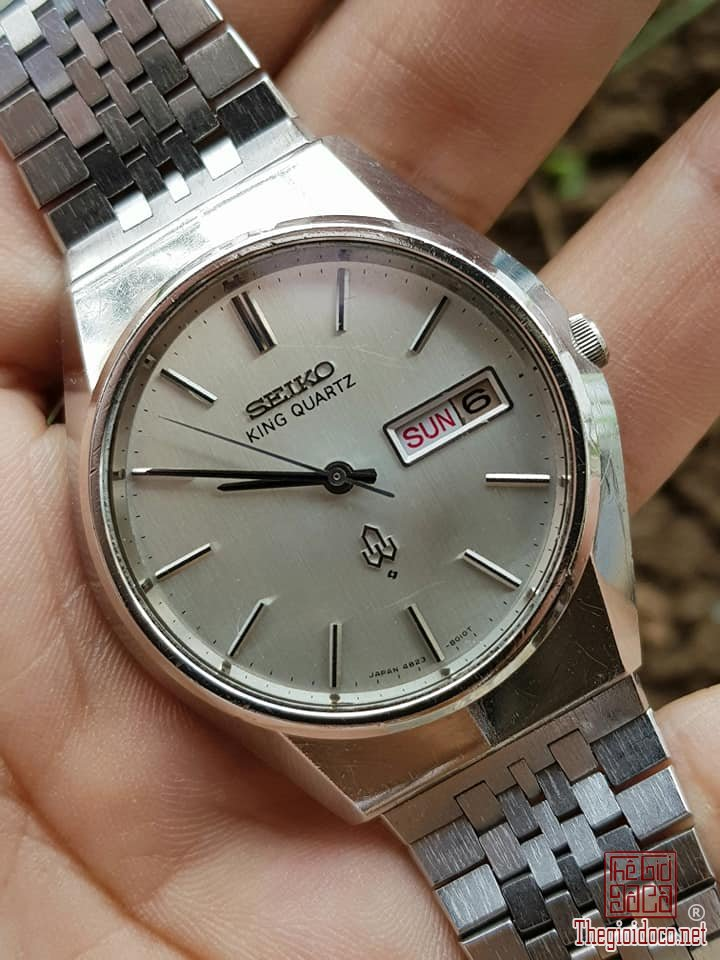 Seiko King Quartz 4823-8010