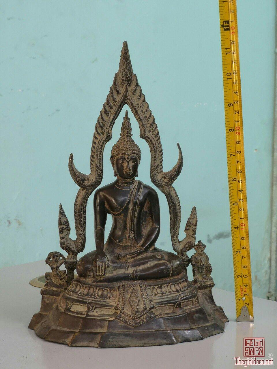 Siêu phẩm tượng Phật số 5 độc lạ quý hiếm