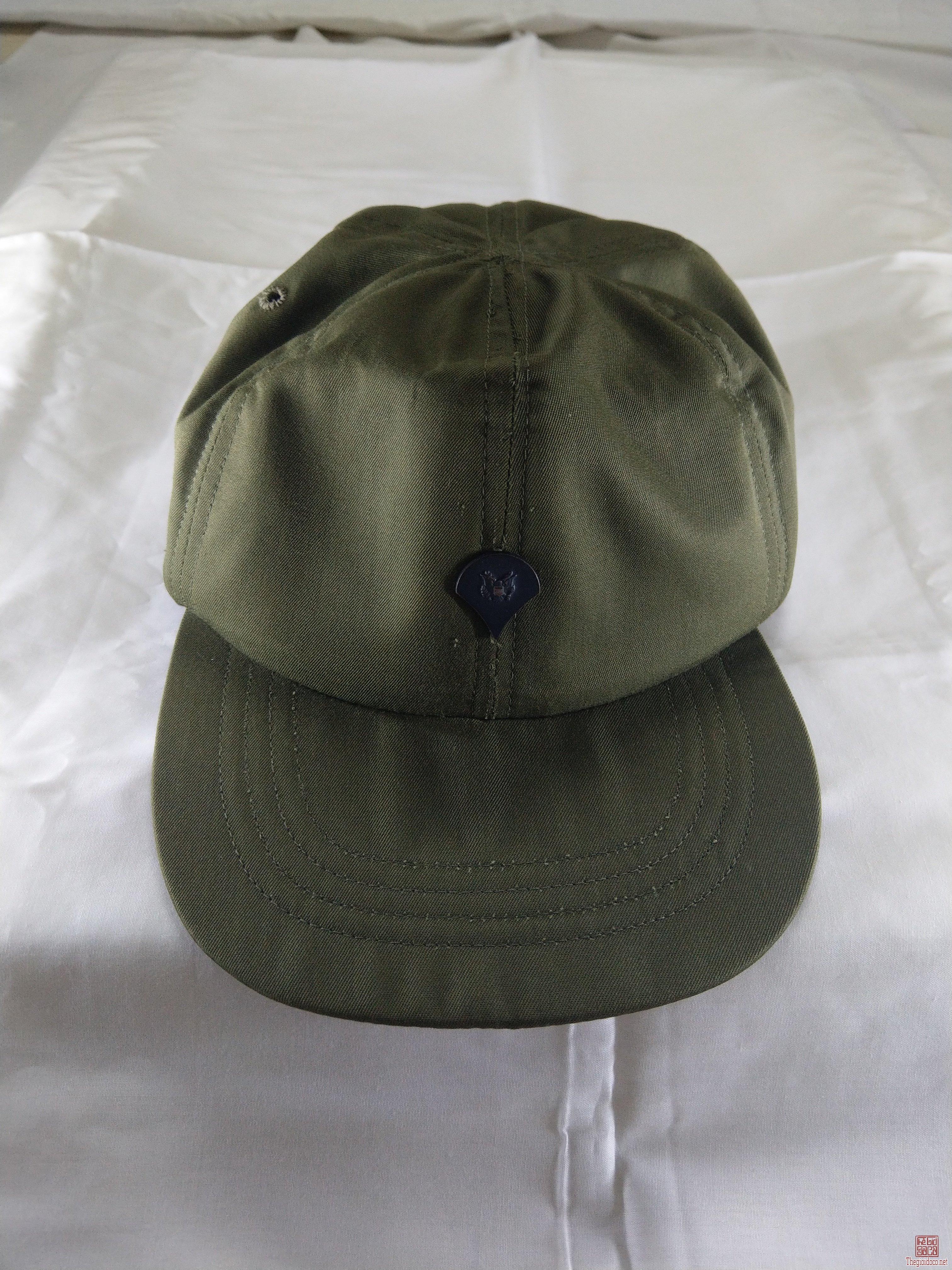 Giao lưu mũ 6 múi USA hàng xưa, giá tốt cho a e chơi đồ lính.