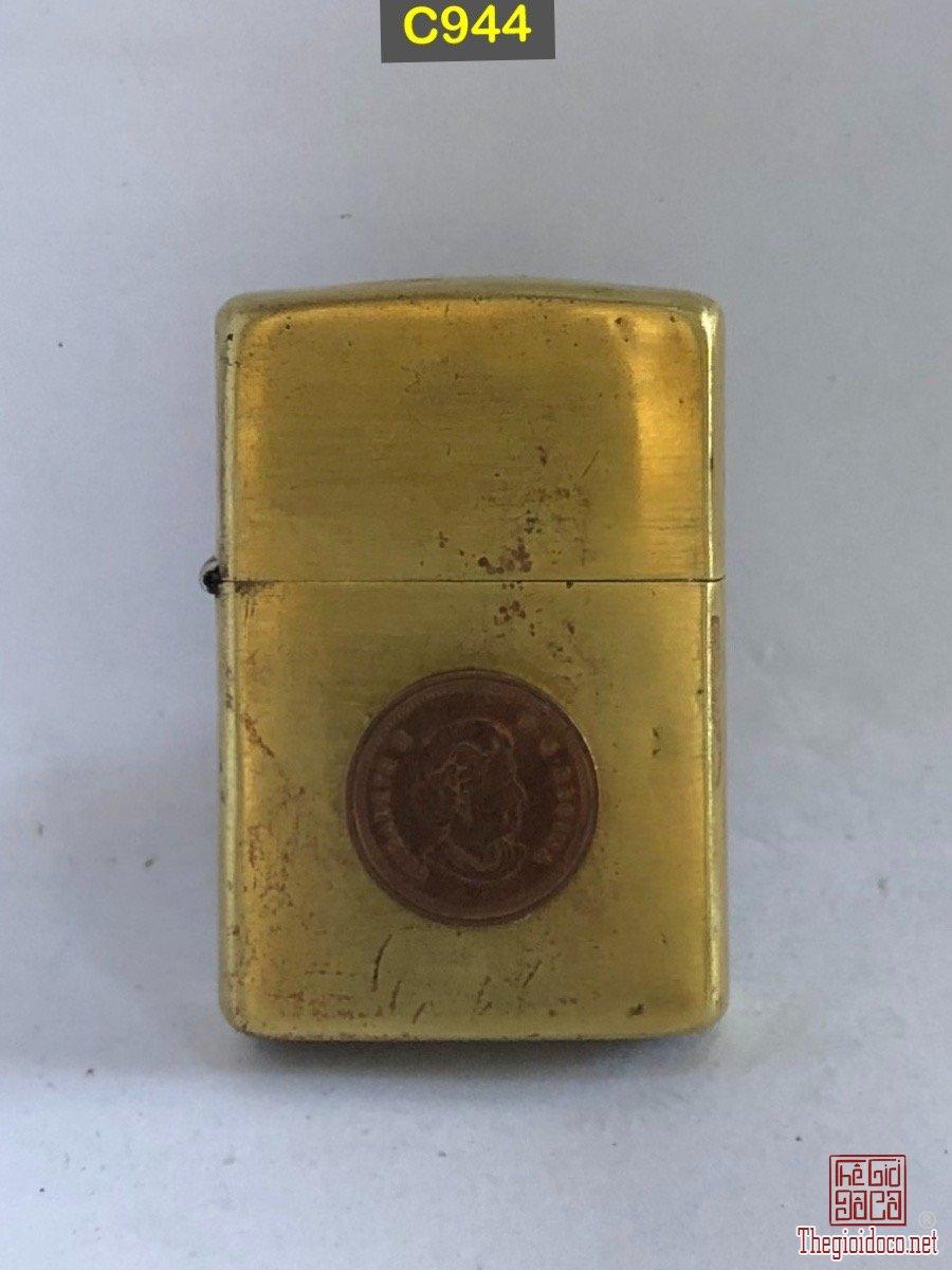 C944-brass nội địa đáy lõm 1994