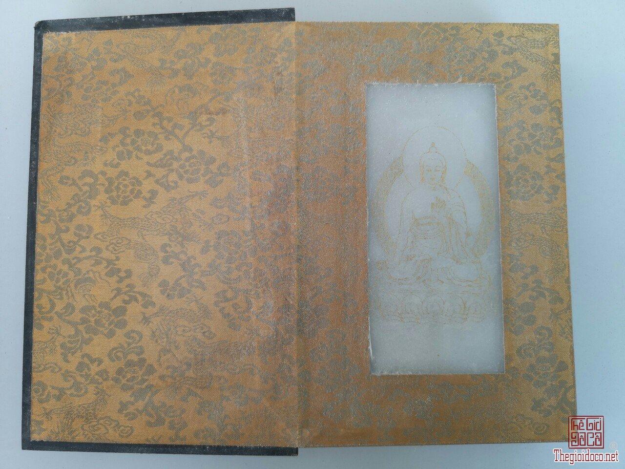 Sách kinh đá ngọc 1 quý hiếm độc lạ hàng hiếm giá khuyến mại 1,5 triệu 1 quyển
