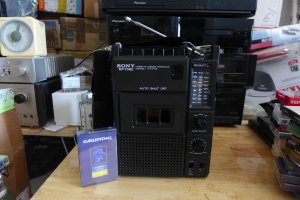 HCM - Q10 - Bán cassette Sony...