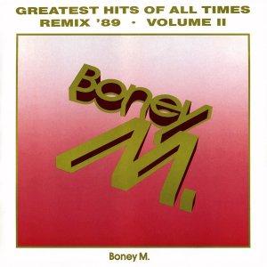 Đĩa than LP Boney M - Tuyển...