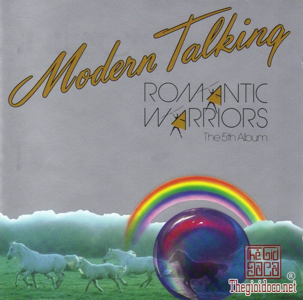 Đĩa than LP - Modern Talking...