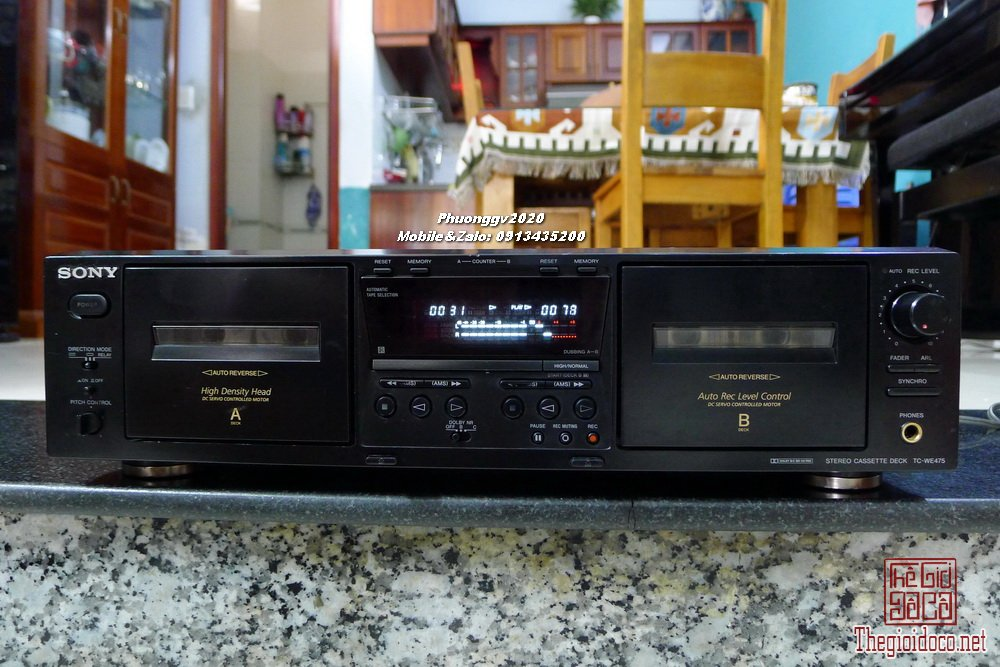 Sony TC-WE475