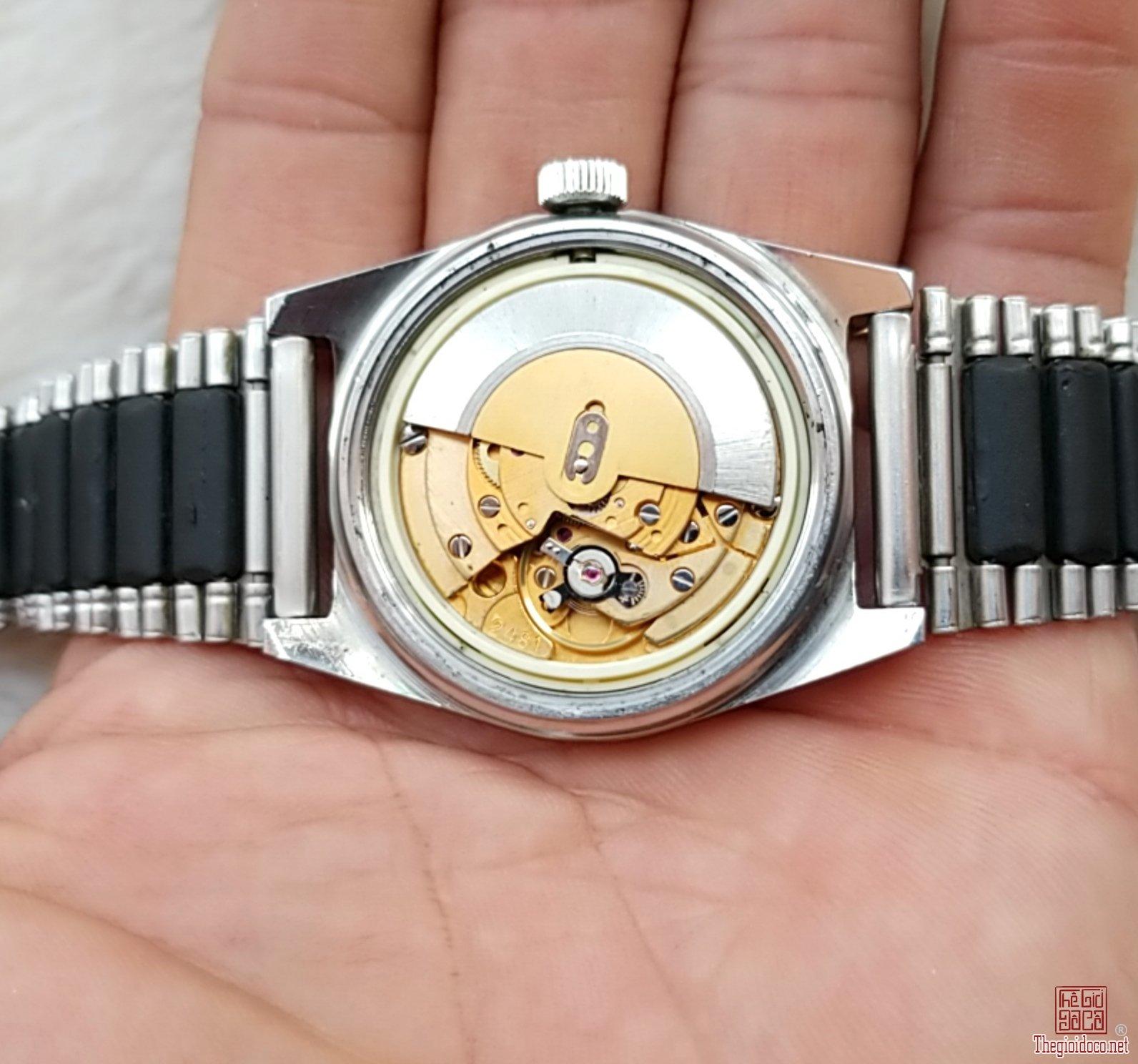 Đồng hồ Xưa Tự Động TISSOT Thụy Sỹ