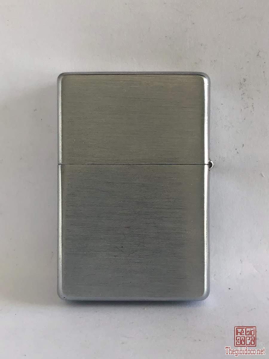 B-980-brush chrome vintage 1998 -tình trạng : like new -ruột :L-XIV -mộc đáy :K-XIV