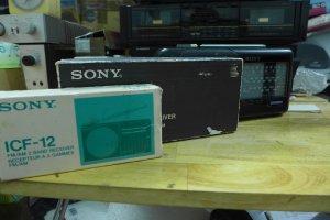 HCM - Q10 - Bán radio Sony ICF...