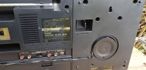 Sharp GF-800Z(BZ)