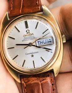 Đồng hồ OMEGA constellation dây...