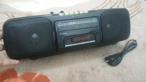 Đài Radio Cassette Sony CFS -...