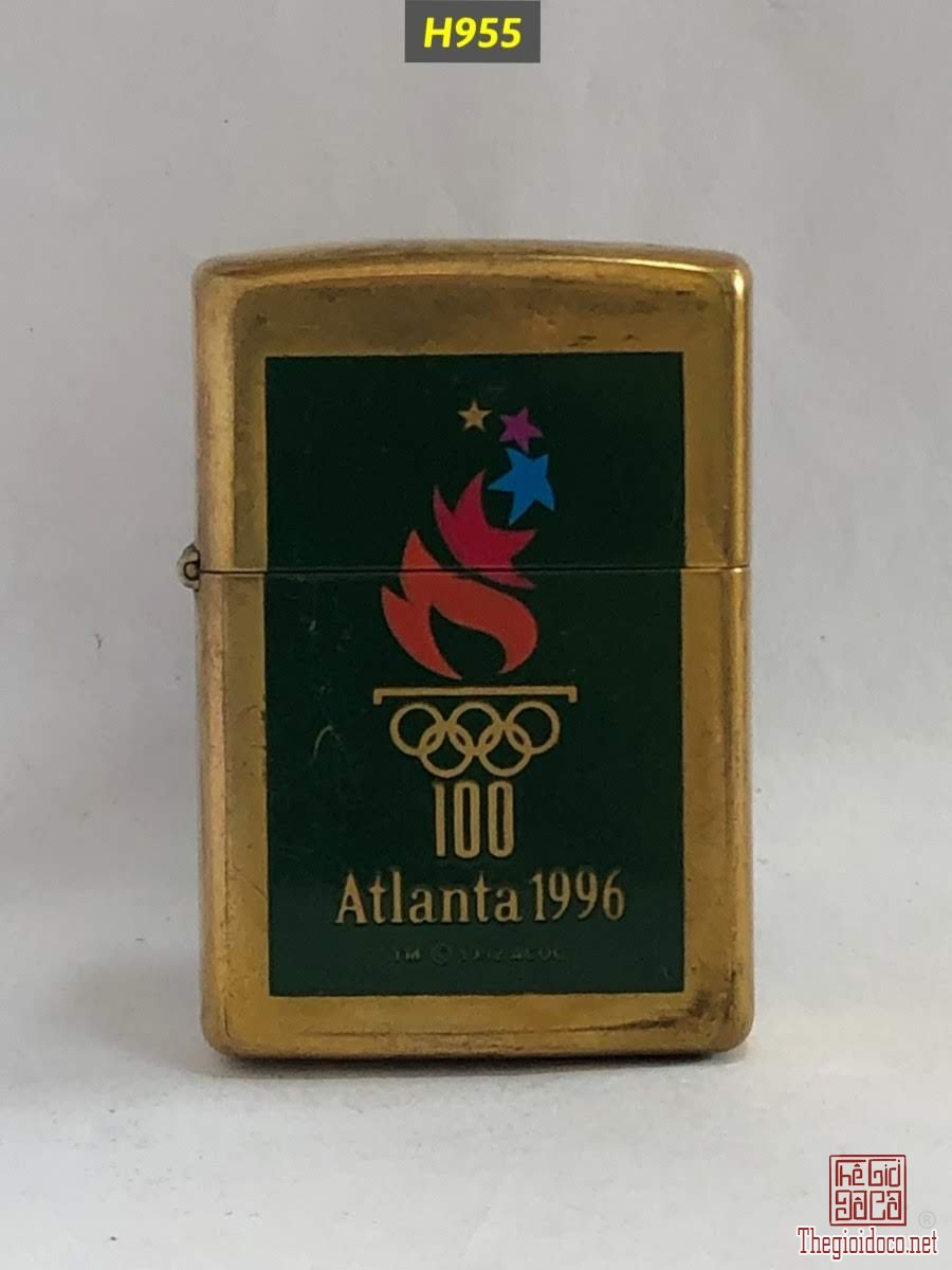 H955-hp brass 1995 chủ đề :Atlanta 96( sơn hấp nhiệt)