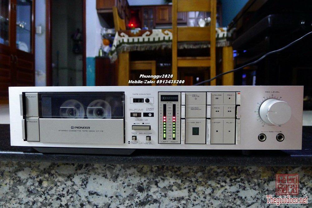 PIONEER CT-Y5