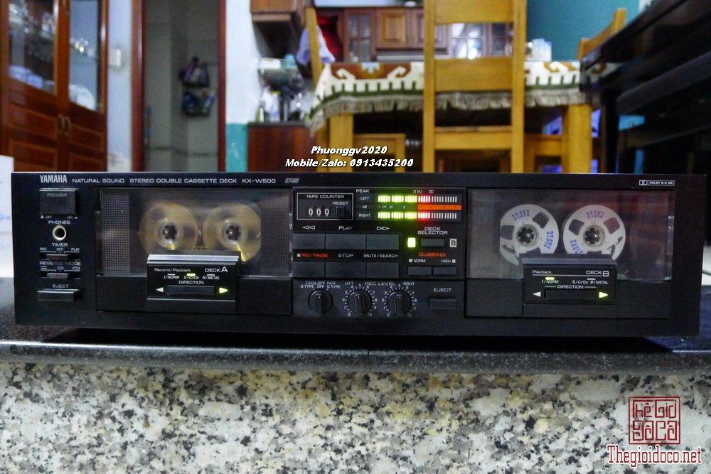 Yamaha KX-W500