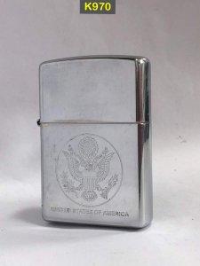 K970-hp chrome 1997 Quốc huy Mỹ -