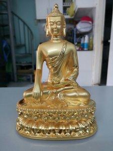 Tượng Phật mạ vàng quý hiếm các...
