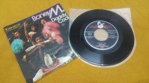 Đĩa than 45 vòng - Boney M 1976...