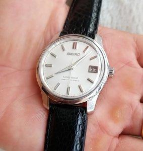 Đồng hồ xưa lên dây SEIKO KING