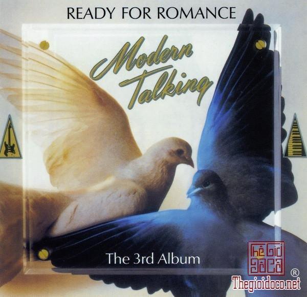 Đĩa than LP - Modern Talking 1986 - The 3rd Album (Đĩa và bìa mới 99%)