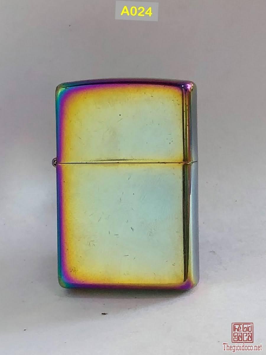 A024-zippo Spectrum  2002 -