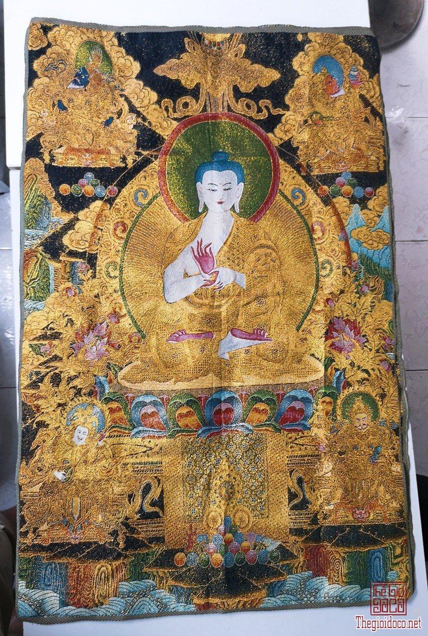 Siêu phẩm tranh Phật quý hiếm các loại