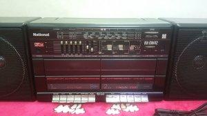Đài Radio National RX-CW42 (Mới...