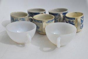 7 cái tách xưa