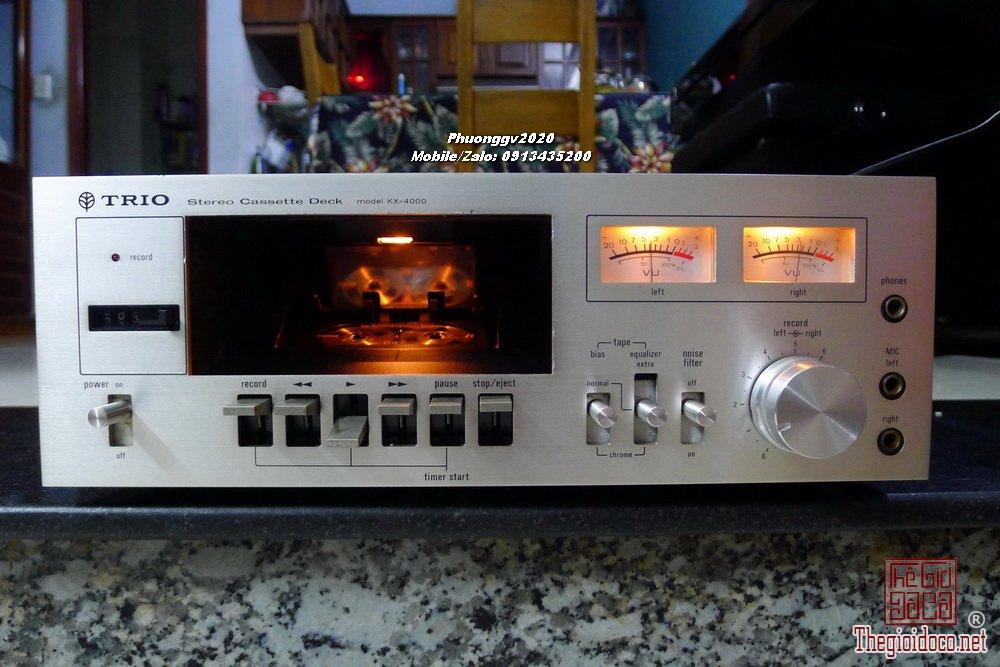 TRIO KX-4000