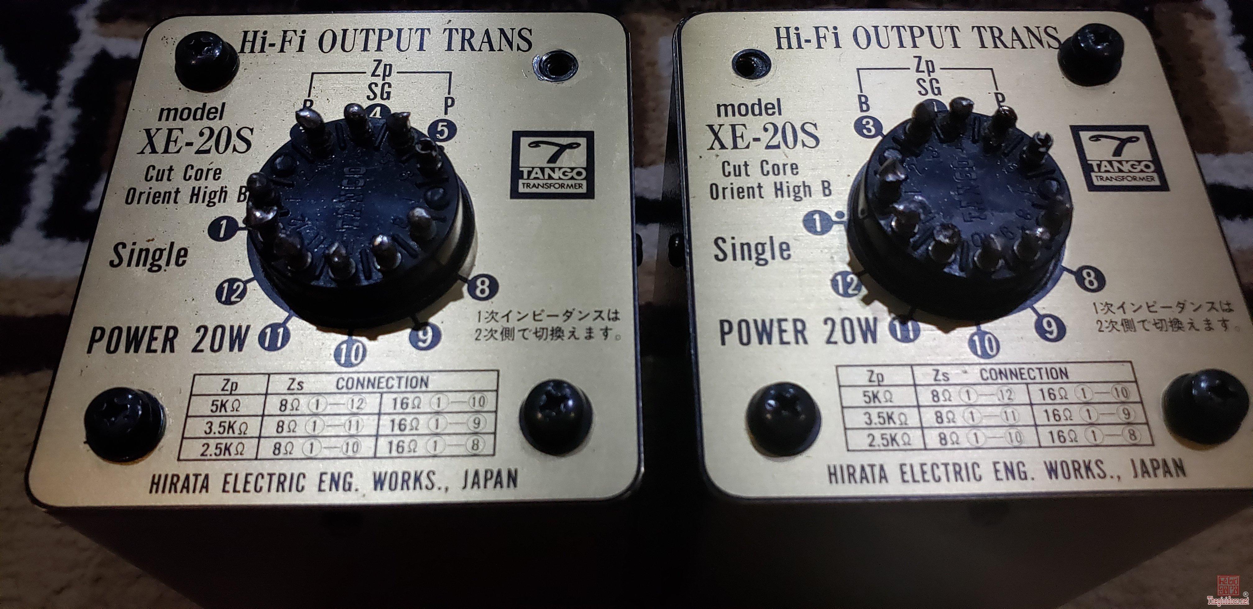 Tango OPT XE-20S