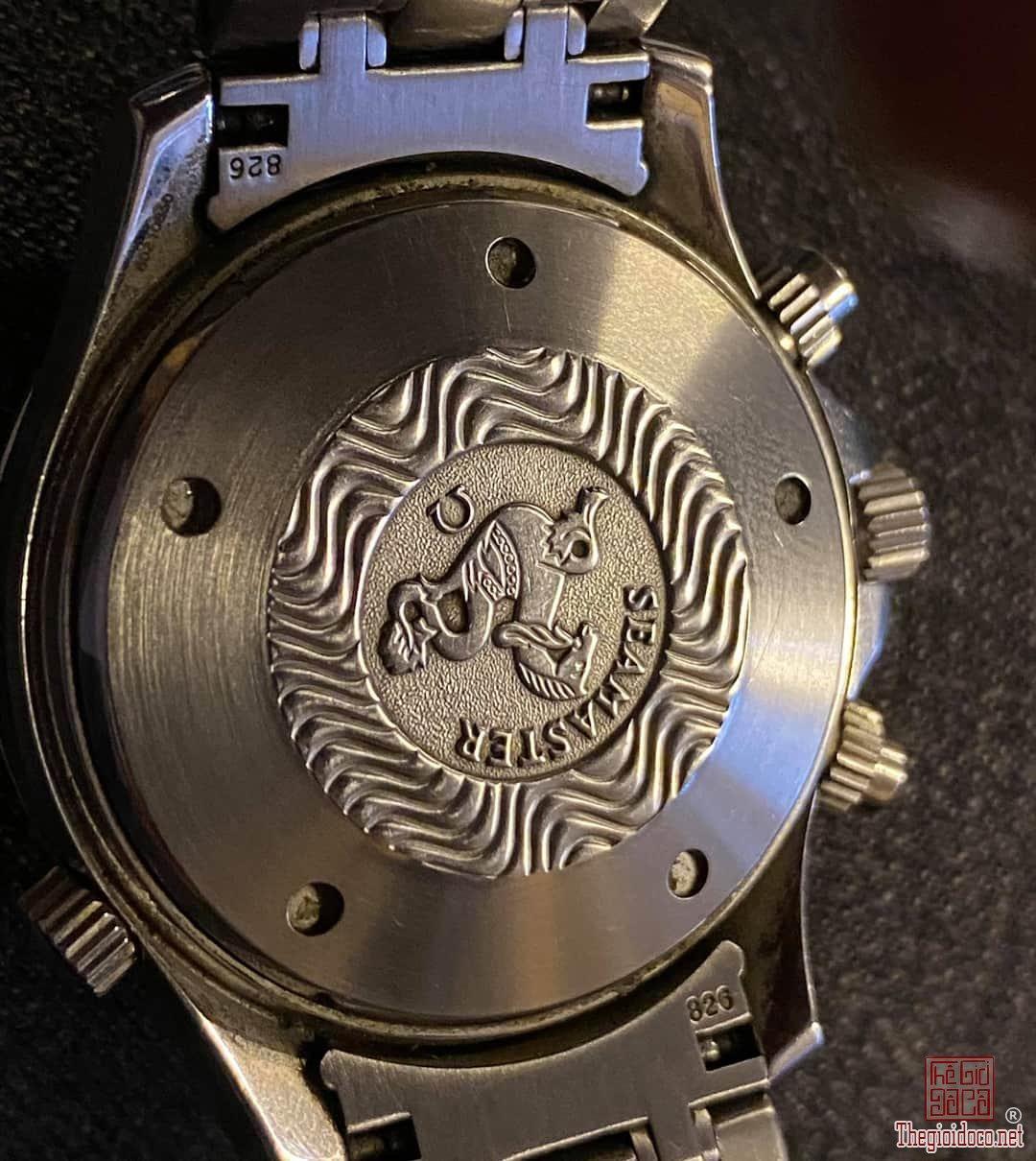 Đồng hồ tự động OMEGA SEAMASTER DRIVER CHRONOGRAPH 300M Thụy Sỹ