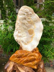Vỏ sò hóa ngọc hàng 1000 năm...