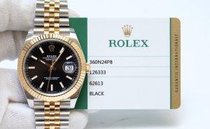 Đồng hồ Rolex Date Just 126333...