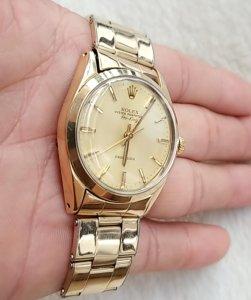 Đồng hồ xưa tự động Rolex...