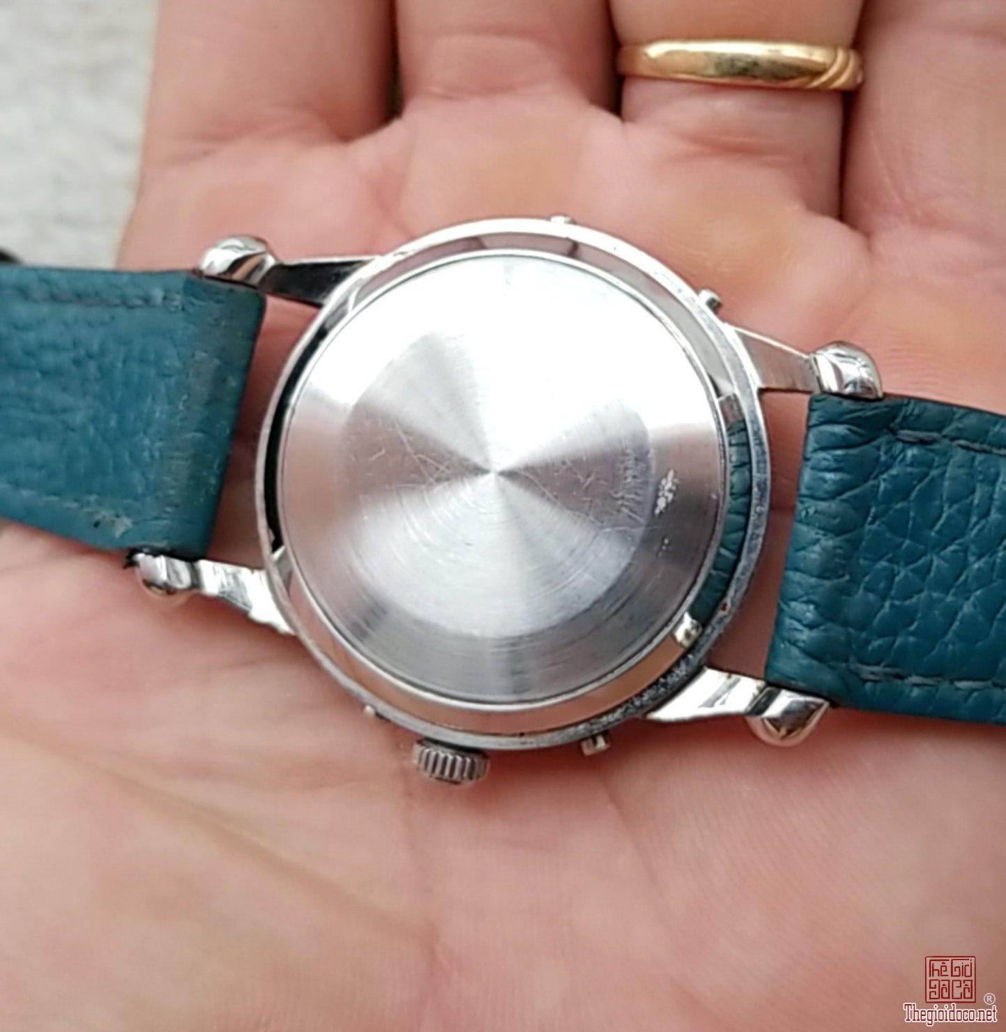 Đồng hồ xưa tự động BREITLING Trăng sao Thụy Sỹ