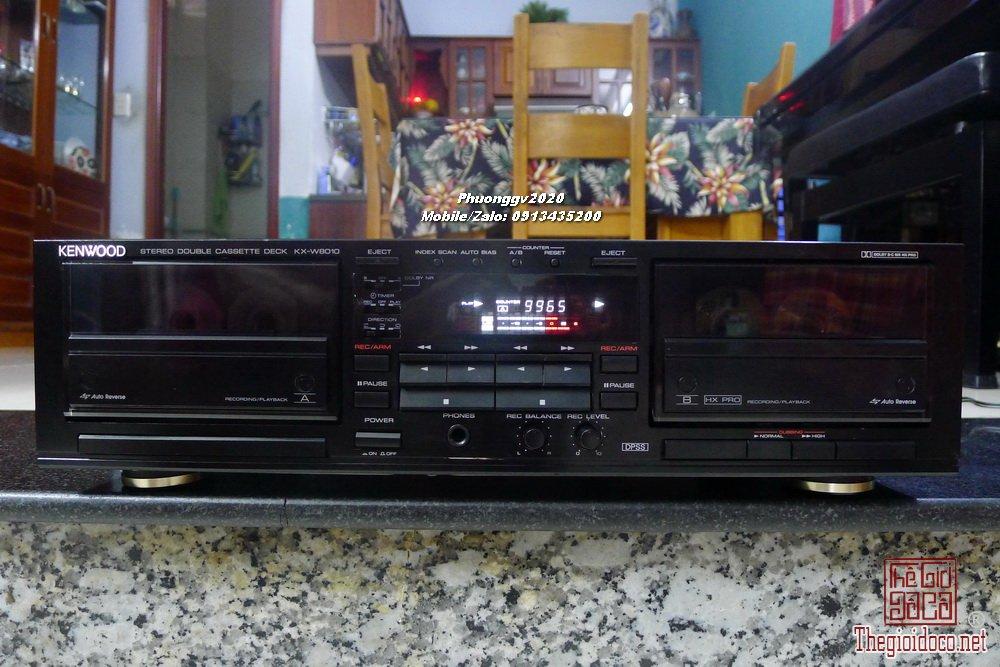KENWOOD KX-W8010