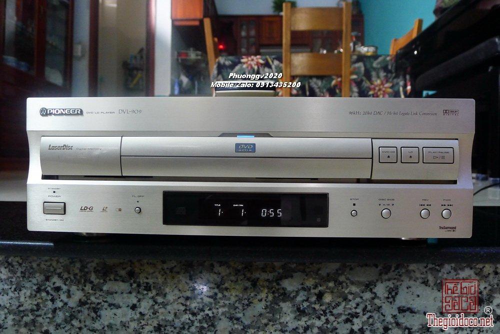 Laser Disc Player PIONEER DVL-909