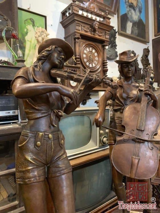 Bộ ban nhạc nữ cao bồi